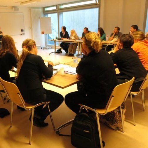 5 : Pédagogie Clients / Prise en charge, programme et suivi, théorie - Formation en rééducation et comportement canin - AoA Formation
